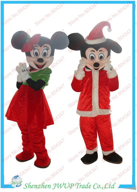 Newest mickey mouse cartoon mascot costume minnie mouse costumes adults for advertisement halloween custome Free Shipping  sc 1 st  AliExpress.com & Newest mickey mouse cartoon mascot costume minnie mouse costumes ...