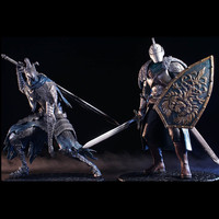 Doolnng Dark Souls Faraam Knight Artorias Abysswalker PVC Figure Doolnng Model Toy 2 Styles For Boys