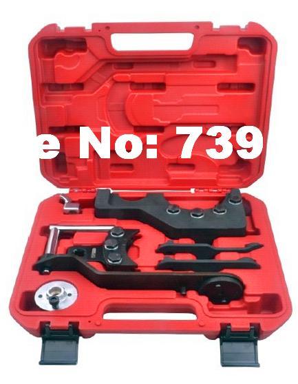 Car Engine Timing Tool Auto Camshaft Alignment Locking Repair Removal Garage Tools For VWTouareg Phaeton VAG 2.5 TDI ST0068