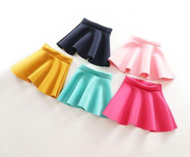 Новые девушки юбка юбка все матч хлопок повседневная мода стиль специальное предложение бесплатная доставка
