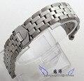 De aço inoxidável mão pulseira relógios acessórios masculino é junho Jue série cinta cor 20 | 21 mm aço