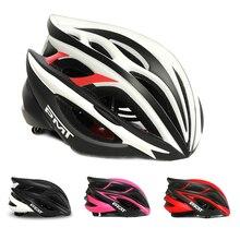 PMT Bicycle Helmet Ultralight  Integrally Molded MTB Road Bike Helmets Cycling Caschi Ciclismo Capaceta Da Bicicleta