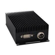 50km LOS a lungo raggio di trasmissione dati 433mhz ricetrasmettitore 150mhz vhf uhf dati modem rs485 rs232 senza fili di comunicazione ricevitore