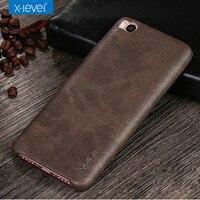 For Xiaomi Mi 5s Mi 5s Plus Phone Case X Level Luxury Vintage PU Leather Case