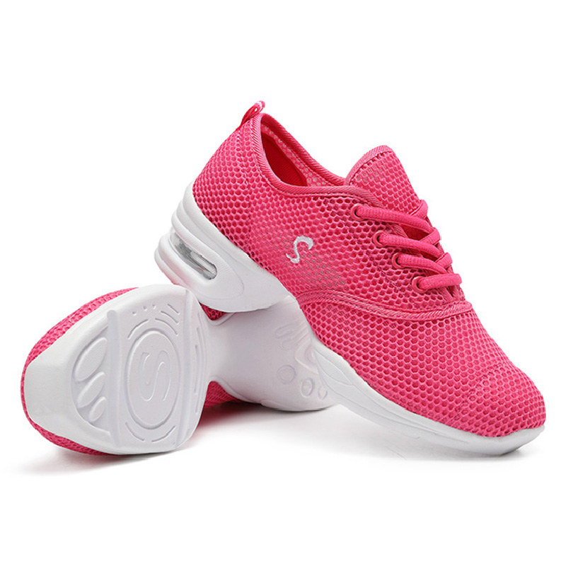 NANCY TINO Sport Feature Soft Outsole Breathable Dance Shoes - Кроссовкалар - фото 3