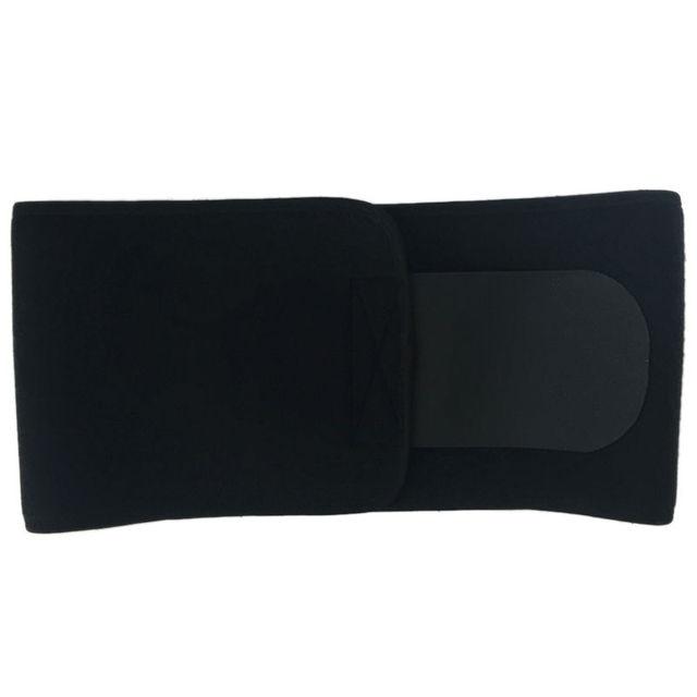 Women Men Abdominal Slimming Belt Back Braces Supports Sports Belts Waist Slimmer Tummy Trimmer Breathable Belt 100cm Y079 3