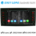 4G Octa Core 8 Core Android 6.0 Car DVD Player For VW TOUAREG 2004-2011 VW T5 Multivan VW Transporter 2004 to 2009 with Radio BT