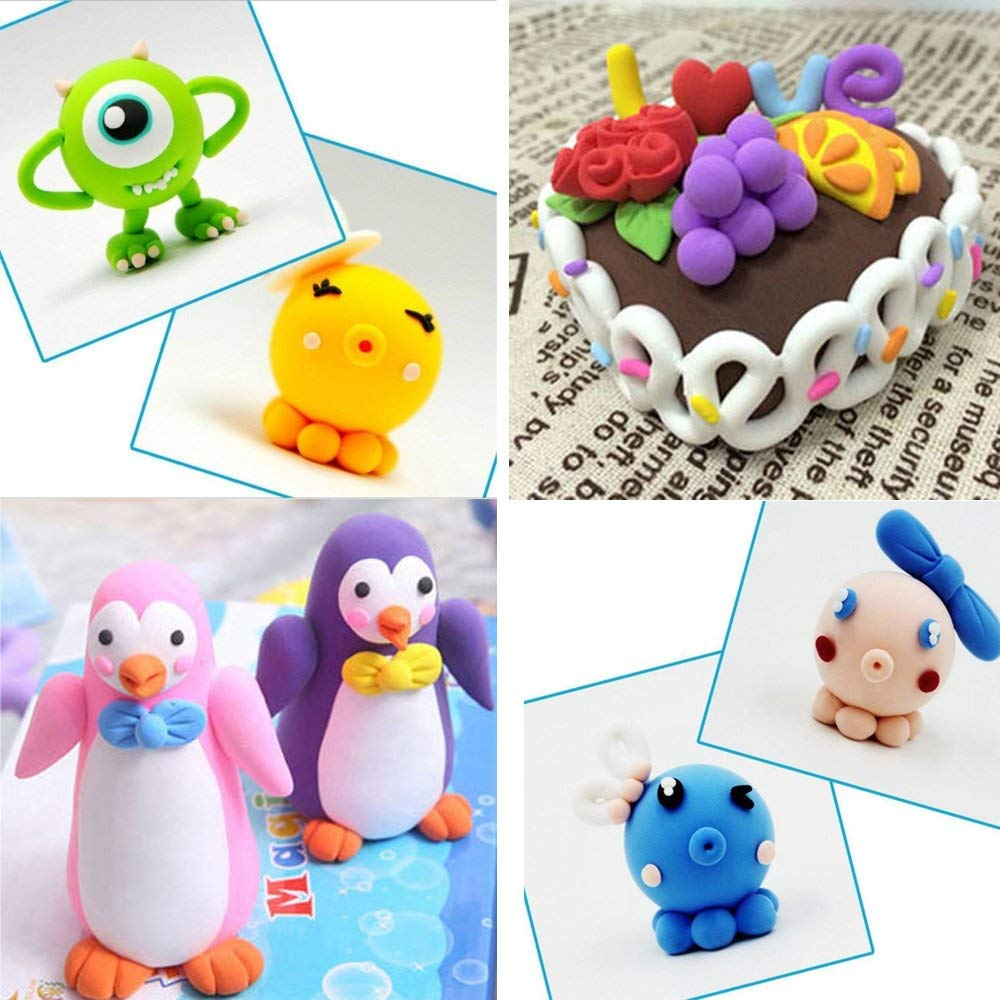 24-36-Bright-Colors-DIY-Modeling-Magic-Air-Dry-Clay-Ultra-light-Plasticine-Clay-for-Kids