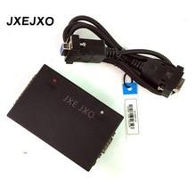 Boîte de programmation radio bidirectionnelle JXEJXO RIB pour talkie walkie Motorola avec boîtier dinterface Radio à câble DB 9