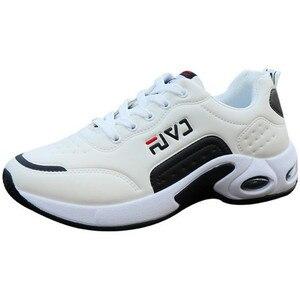 Image 4 - Elgeer primavera e outono nova temporada selvagem estudante almofada de ar moda sapatos masculinos sapatos esportivos casuais não deslizamento sapatos masculinos
