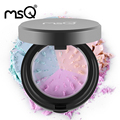 MSQ Professional Cosmetic Tool Loose Powder 3colors Mineral Powder With Puff Minerals Matte Makeup tools  Make Up For Beauty