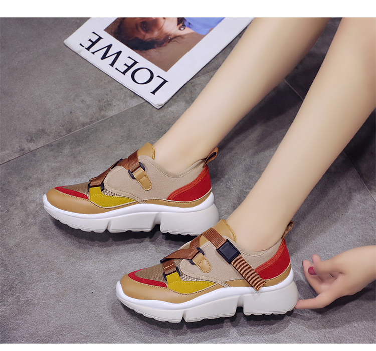 Women Casual Shoes 2018 Spring Summer Mesh Shoes Woman Flats Fashion Lace-Up White Yellow Breathable Women Sneakers 2018 summer sneakers women fashion breathable lycra women casual shoes light soft flats shoes lace up casual women shoes