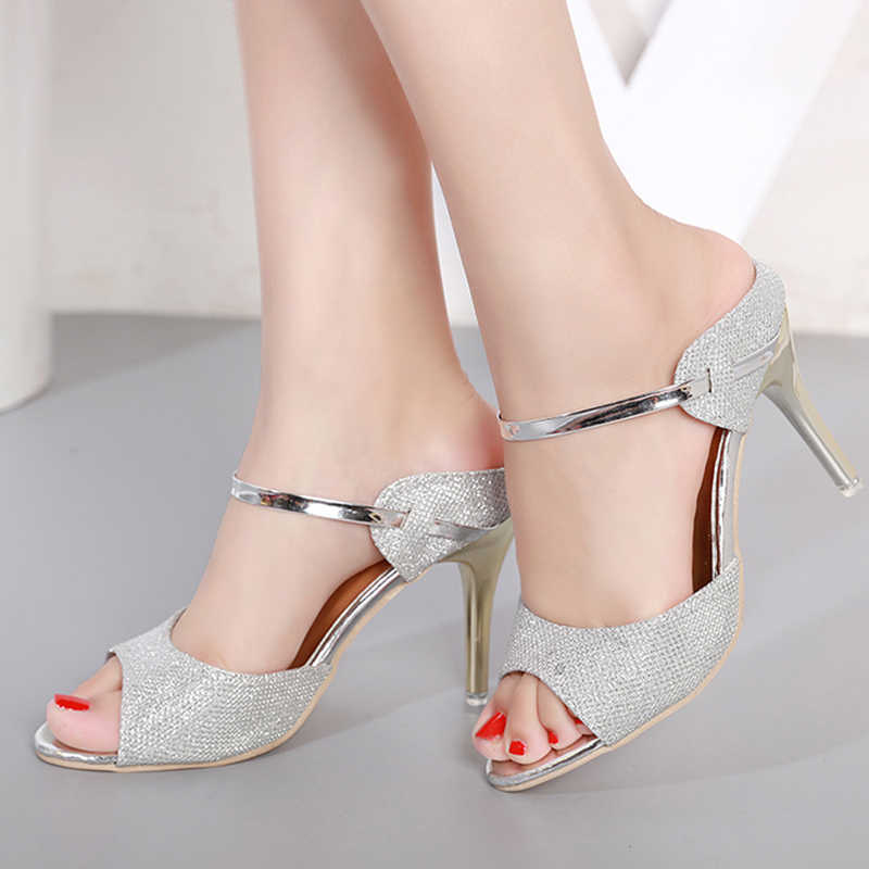 ever popular free shipping hot product Women Sandals Fashion Beautiful High Heels Sandals Ladies Summer ...
