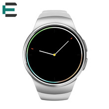 KW18 NFC Smart Watch SiM TF card GSM Heart Rate monitor SmartWatch For iphone IOS Android Huawei Xiaomi Phone PK G3 G4 DM09 U8
