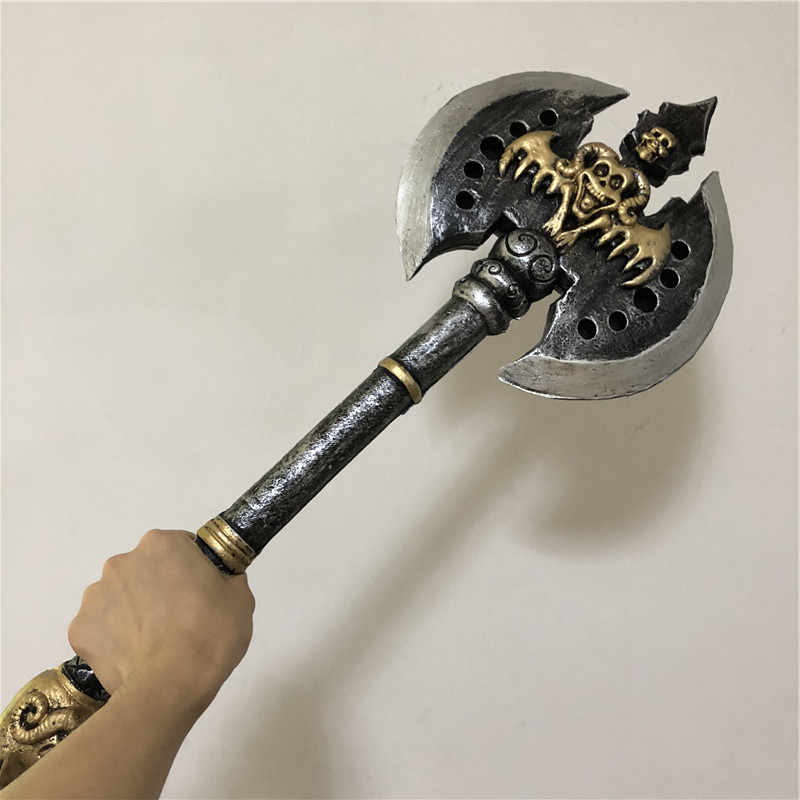 Detail Feedback Questions about 73cm Thor's Hammer Axe 1:1 Movie
