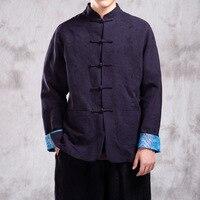 2018 New Arrival Sale New Arrival Bomber Jacket Men Casaco Masculino Original Winter Chinese Wind Retro Size Male Costume Coat
