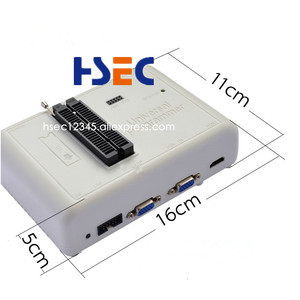 Image 3 - Original RT809H+CD software+ ICSP+ISP EMMC Nand NOR FLASH Extremely Universal Programmer better than RT809F CH341A programmer