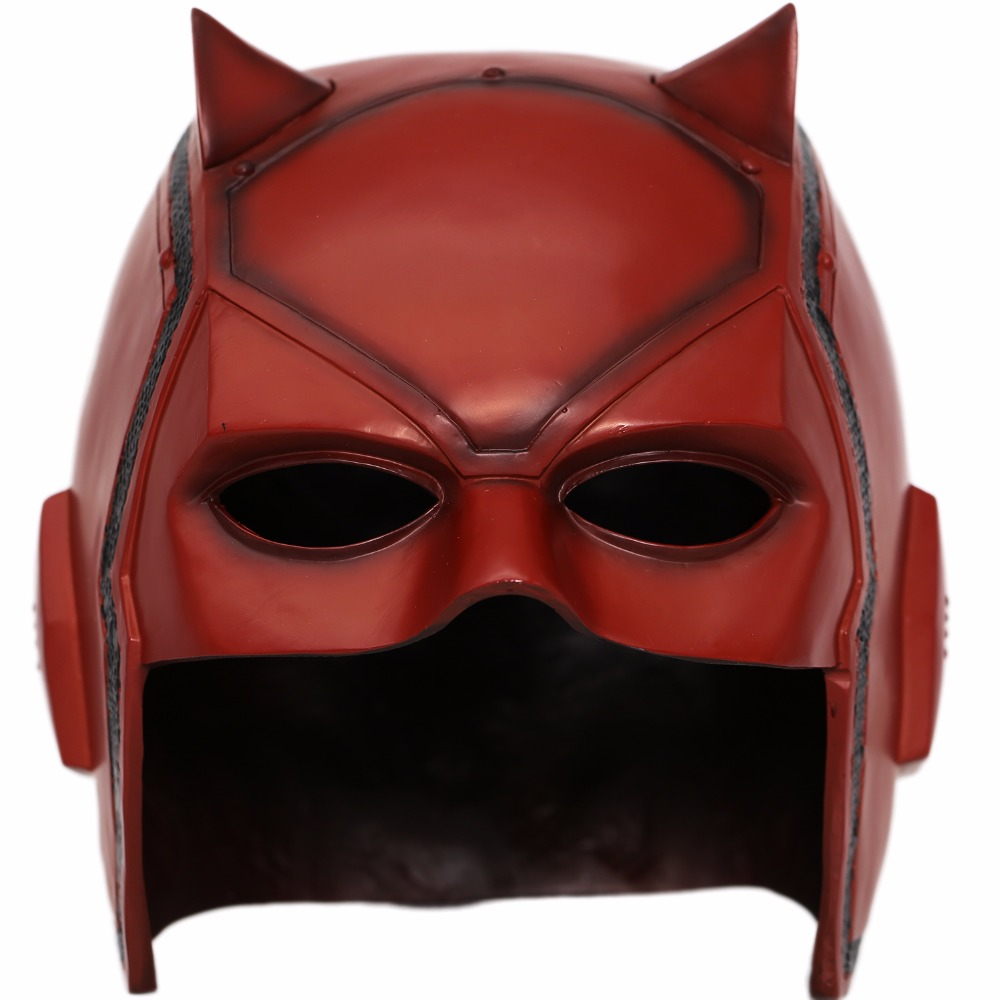 Daredevil Mask New Version Matt Murdock Full Head Helmet Cosplay Props Brand New Red PVC For Adult Halloween XCOSER Custom Made 2016 men gift enmex brief design creative upside down hand unique design for young fashion unique quartz watches