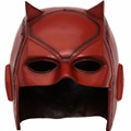 Daredevil Mask New Version Matt Murdock Full Head Helmet Cosplay Props Brand New Red PVC For Adult Halloween XCOSER Custom Made