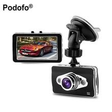 Best Buy Podofo Original Novatek 96650 Car DVR 2.7 inch Car Camera DVRs Video Recorder Full HD 1080P IR Night Vison G-sensor Dash Cam