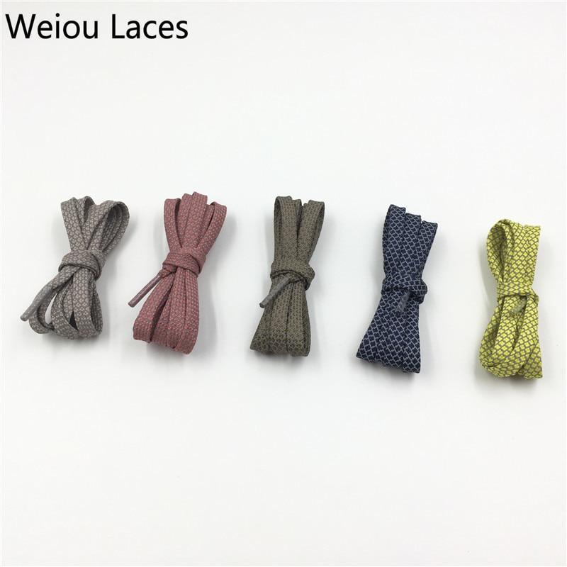 Officielle Weiou Nouveau Plat 3 M Lacets Réfléchissants Coureur - Accessoires pour chaussures - Photo 5