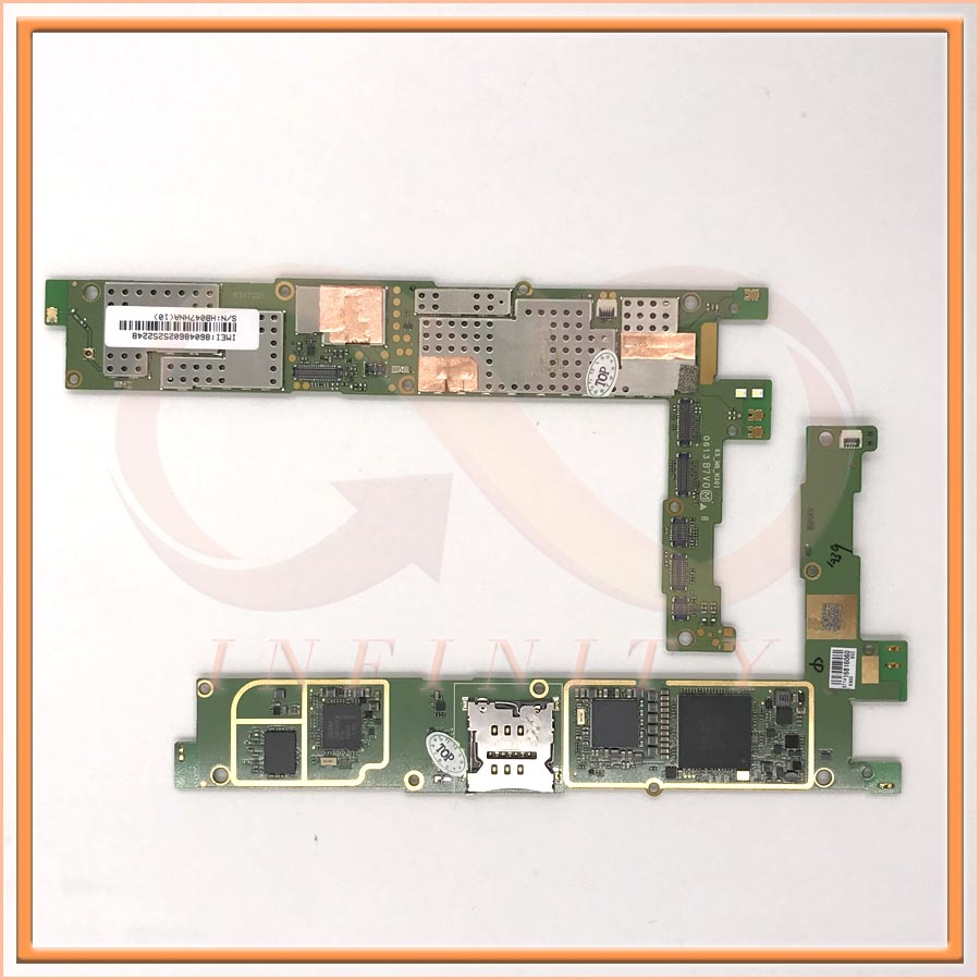 In Stock Wisecoco Original Test Working For Lenovo k900 Motherboard Smartphone Repair Replacement With tracking number