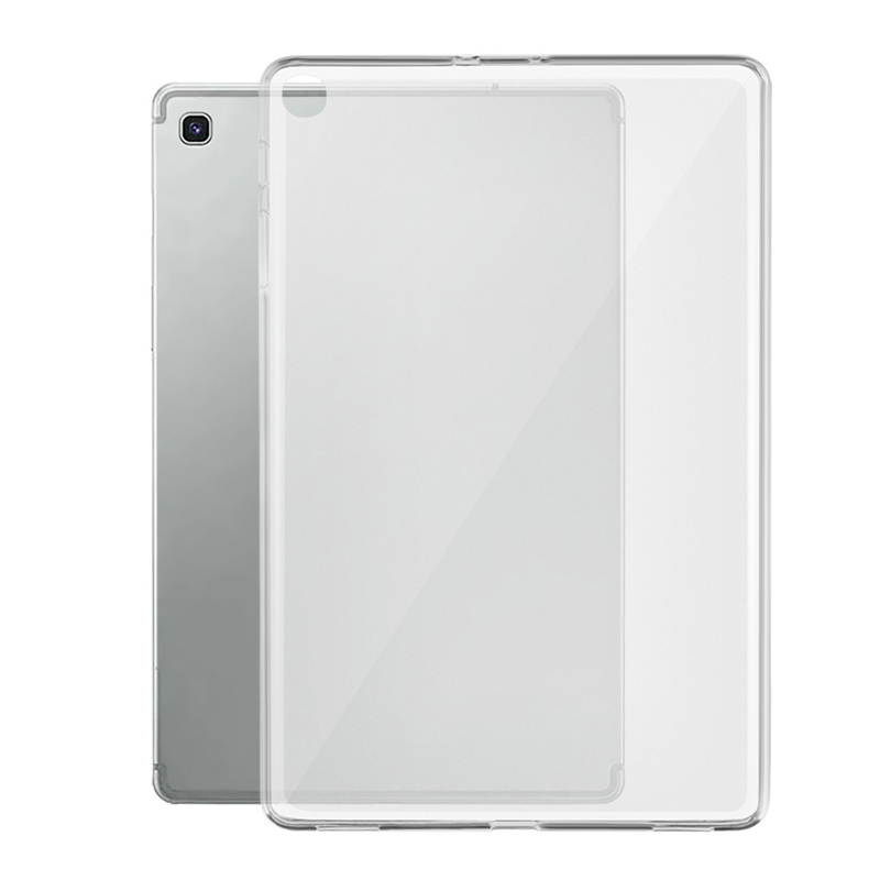 Tablet TPU Gel Silicon back Case <font><b>Cover</b></font> Protector For <font><b>Samsung</b></font> Galaxy <font><b>Tab</b></font> S5e 10.5 T720 T725/ <font><b>Tab</b></font> <font><b>A</b></font> <font><b>10.1</b></font> 2019 SM-T510/515 case s30 image