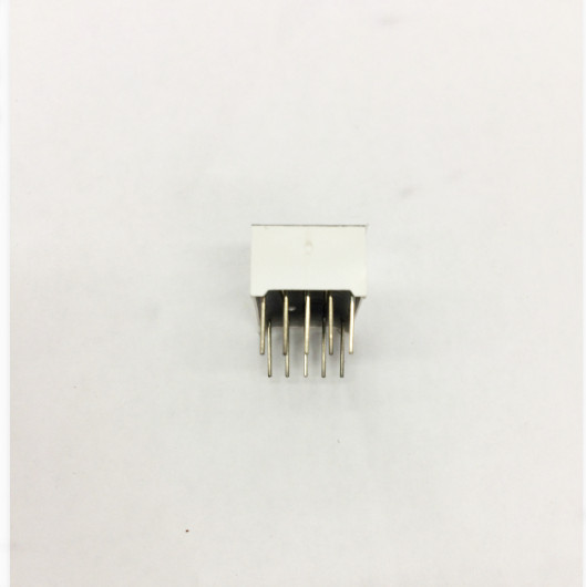Free Ship 100pc Common Anode 0.5inch Digital Tube 1 Bit Digital Tube Display Red Digital Led Tube Factory Direct