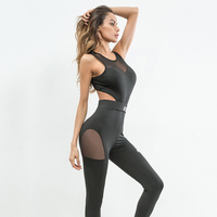 Sports Wear for Women Gym Clothes Overalls Yoga Jumpsuit Sportswear Fitness Clothing Suit Seamless Women's Leggings for Sports