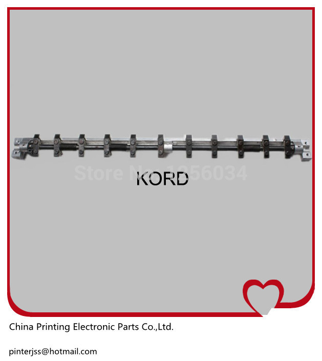 Heidelberg KOR KORS KORD64 KORS gripper bar, kord gripper bar L=715mm