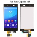 For Sony Xperia M5 E5603 E5606 E5653 LCD Display Touch Screen with digitizer Assembly + Adhesive + Tools, Free shipping