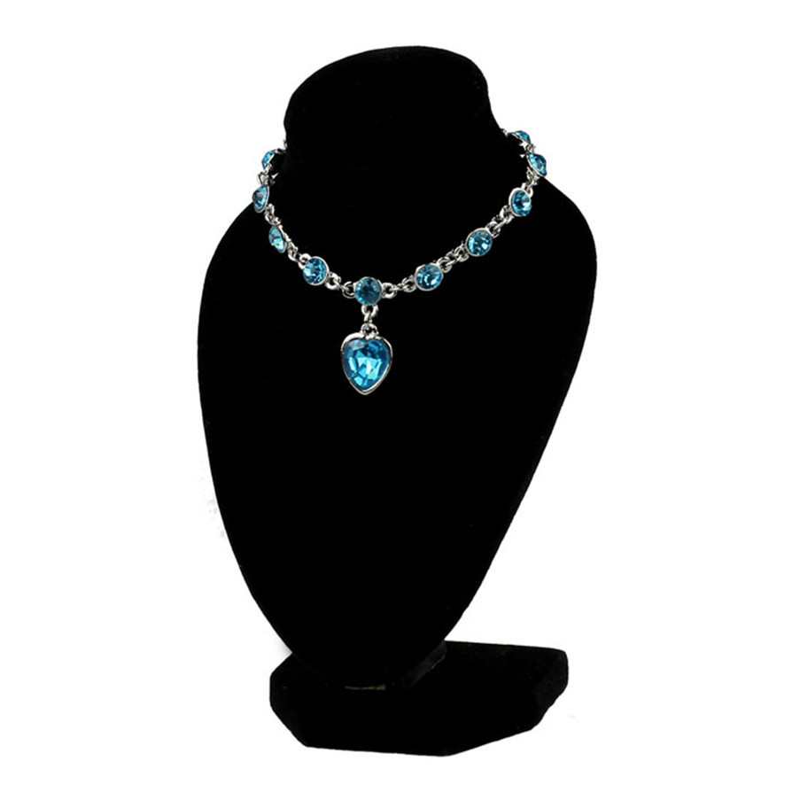 Black Jewelry Boxes Elegant New Black Mannequin Decorate ...