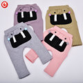 7-24M Baby Winter Tights For Boys Warm Plushed Kids PP Pants For Girls Infantil Bebes Thicken Trousers Clothes 2016