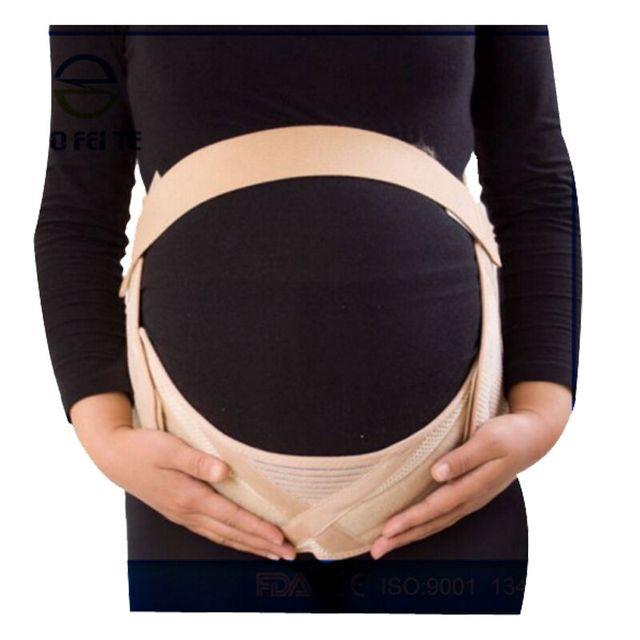 Venda quente apoio gravidez Maternidade banda barriga pós-parto Corset cinto barriga grávida cuidados pré-natais atlético bandagem cinto