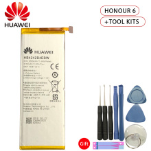 Original Huawei Battery for honor 4X 6 che2-l11 H60-L01 H60-L02 H60-L11 H60-L04 HB4242B4EBW 3000mAh