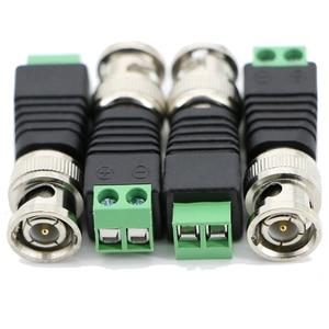 Image 3 - Free Shipping 10PCS BNC CCTV Connectors for AHD Camera CVI Camera TVI Camera CCTV Camera Coax/Cat5/Cat6 Cables