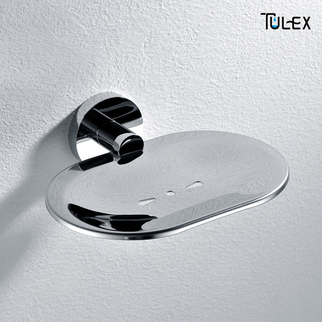 Tulex Soap Dish Wall Mounted Soap Holder Soap Box Soap Holder For