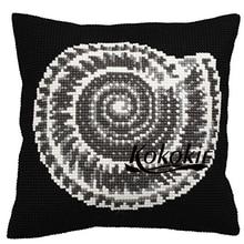 handmade cross stitch set sales Marine life 3d embroidered m