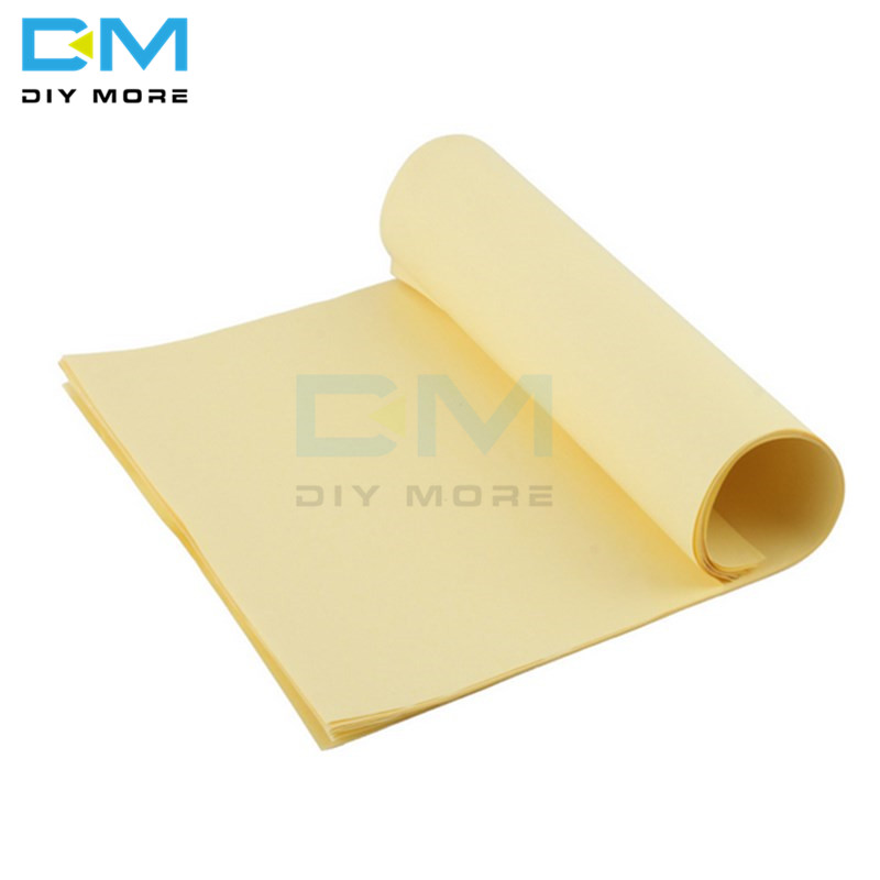 10pcs/lot A4 Toner Heat Transfer Paper For Diy Pcb Electronic Prototype Mark High Quality Aesthetic Appearance Active Components