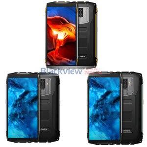 Image 5 - Смартфон Blackview BV6800 Pro, 5,7 дюйма, 6580 мАч, IP68 водонепроницаемый, 16 МП, NFC, 4 Гб 64 ГБ, Android 8,0, мобильный телефон