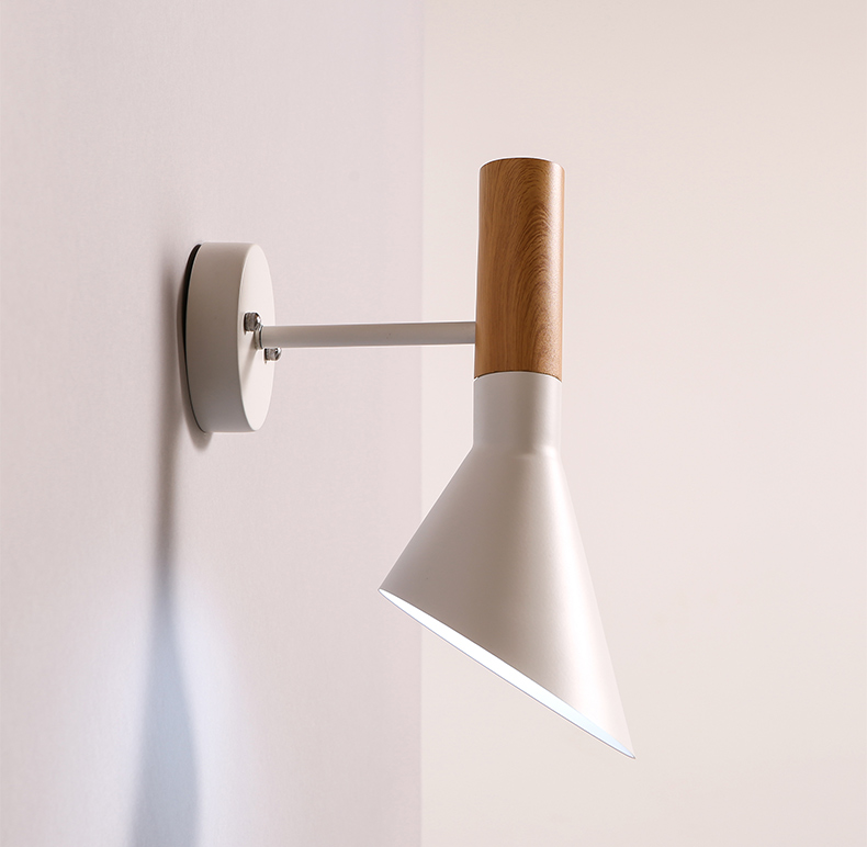 Aliexpress.com : Buy Loft Rotatable Led wall lamps mirror lights ...