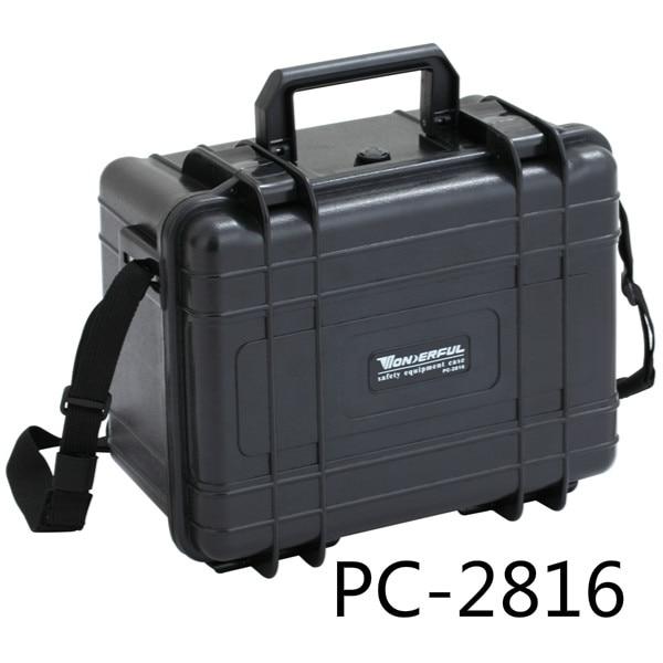 1.23 Kg 274*227*156mm Abs-kunststoff Wasserdicht Versiegelt Sicherheitsausrüstung Fall Tragbarer Werkzeugkasten Trockenschrank Outdoor-ausrüstung Fabriken Und Minen