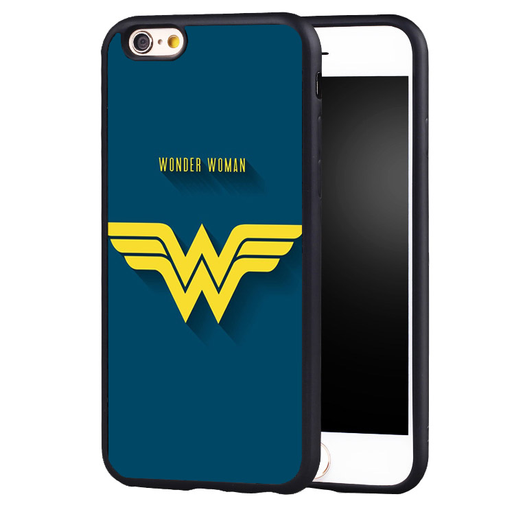 Красти Чудо-Женщина Супергерой чехол для iPhone 5 5C SE 6 6 S 6 Plus 7 Plus