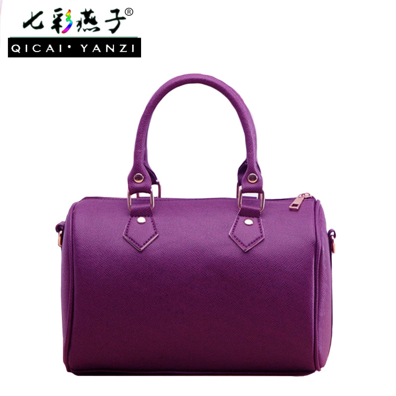 2017 4Colors Top Quality Luxury Women Messenger Hobo Bag Desigh High-Grade Fashion Handbag Shoulder Bags Tote PU Leather N698