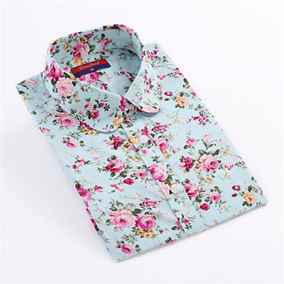 HTB1A fKayLxK1Rjy0Ffq6zYdVXaR Dioufond Long Sleeve Blouse Women Cotton Vintage Floral Plus Size Female Blouse Fashion Women Shirt Clothing Spring Autumn Tops