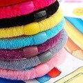 Acessórios Para o Cabelo Coroa De Flores de Noiva do Casamento do vintage Headwear Coloridos Acessórios Para o Cabelo Do Bebê Meninas Headwear Bandanas Headwear