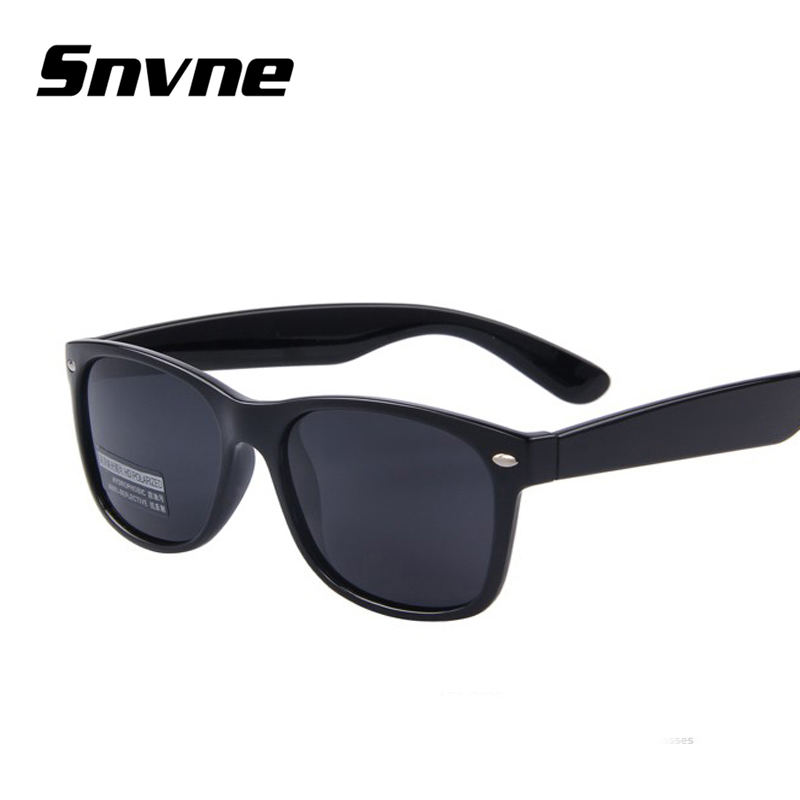 Snvne Brand Designer Men Polarized font b Sunglasses b font Classic Men Retro Rivet Shades Sun
