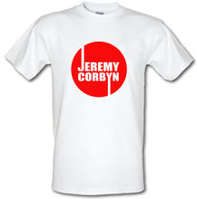 JEREMY CORBYN LABOUR LEADER Election Vote Corbyn Heavy Cotton t-shirt Small -XXL Harajuku Tops Fashion Classic Unique t-Shirt