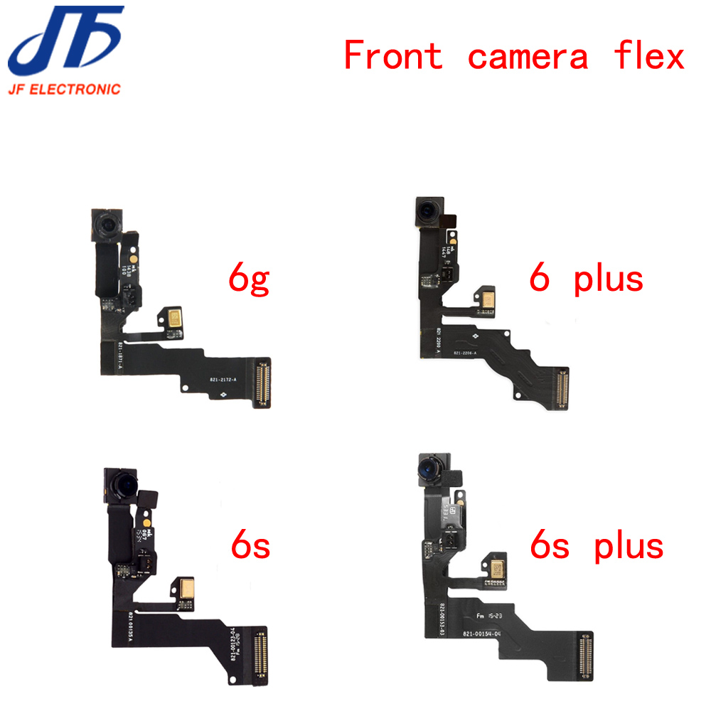 Iphone 5c Front Face Camera Proximity Sensor Top Mic Microphone Flex Cable New Mobile Accessories
