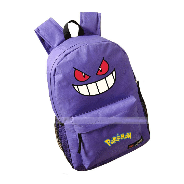 Free Shipping Harajuku Pokemon Backpacks For Age S Boys Cartoon Cute Shoulder School Bags Satchel Outdoor Brand Rucksack In From Luggage